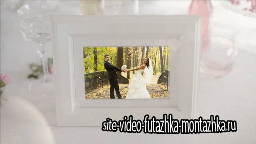 Wedding Slideshow - Project for Proshow Producer