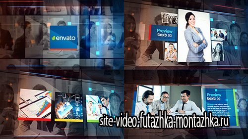 Corporate Promo & Slideshow - Project for After Effects (Videohive)