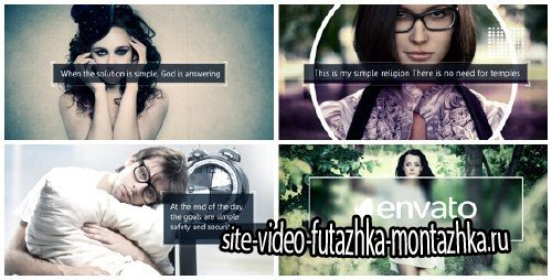 Dynamic Opener - Project for After Effects (Videohive)