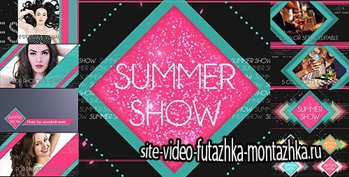 Summer Show Package - Project for After Effects (Videohive)