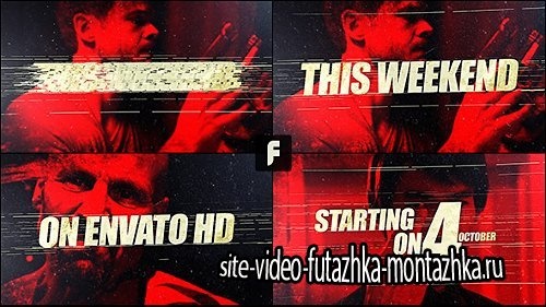 Action Promo - Project for After Effects (Videohive)