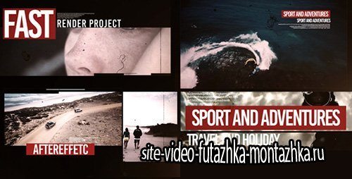 Dynamic Slide V2 - Project for After Effects (Videohive)