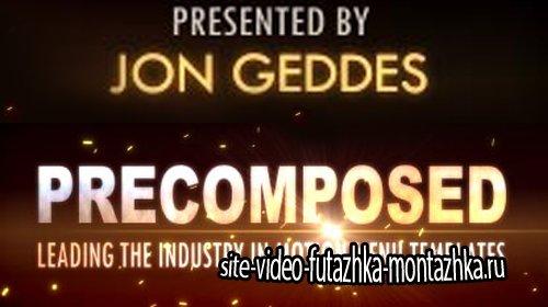 Precomposed Pro Motion Menu Kit Bundle(Videohive)