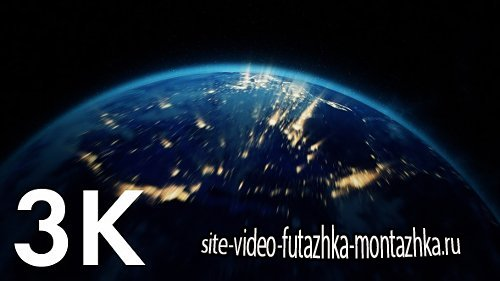 Earth Zoom - Motion Graphics (Videohive)