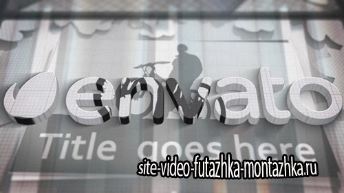 Stylized Logo Reveal - Project for After Effects (Videohive)