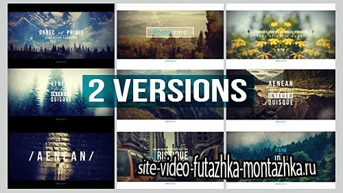 Photo Intro - Project for After Effects (Videohive)