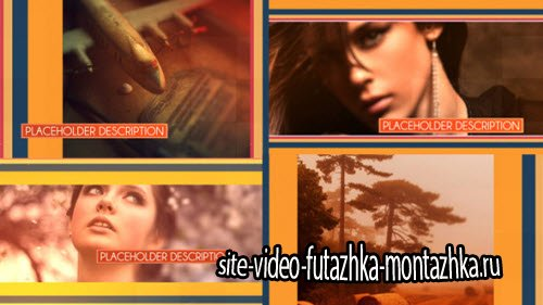 Clean Slide - Project for After Effects (Videohive)