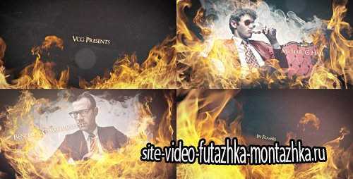 In Flames - An Epic Dynamic Opener - Project for After Effects (Videohive)