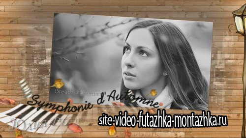 Symfonie Automne - Project for Proshow Producer
