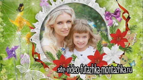 Happy Mother's Day - Project for Proshow Producer