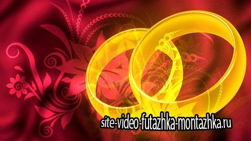 Футажи - Обручальные кольца (5 шт.)