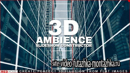 Ambience 3D Constructor - Project for After Effects (Videohive)