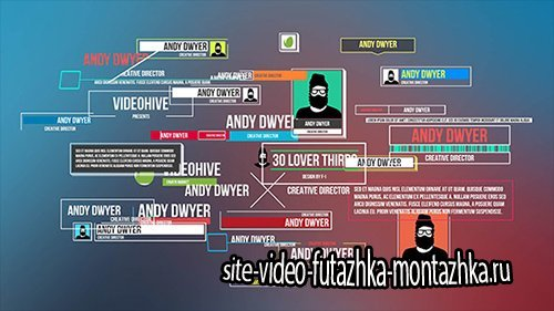 30 Lower Third - Project for After Effects (Videohive)