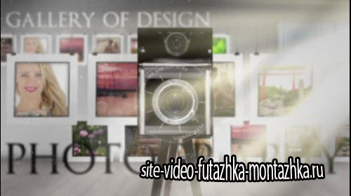 Photo Slideshow After Effect Template (motionVFX)