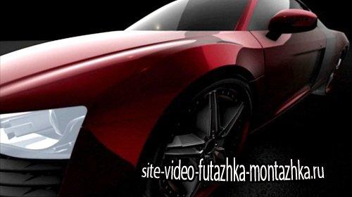 Видео футажи HD - Car Rims Video Background