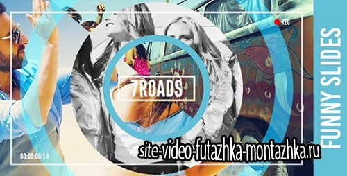 Funny Slides - Project for After Effects (Videohive)
