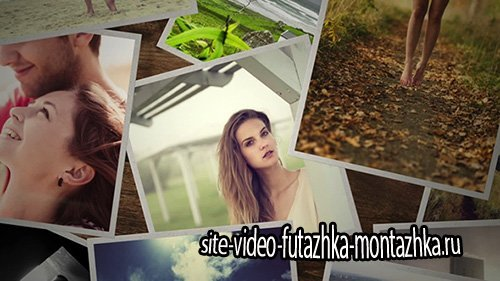 In Harmony - Photo Prints Video Slideshow - After Effects Template (RocketStock)
