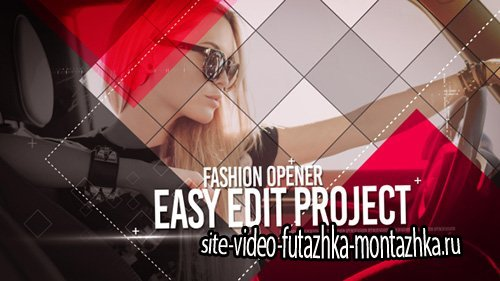 Fashion Opener 14613032 - Project for After Effects (Videohive)