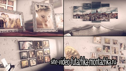 Vintage Photo Slide - Project for After Effects (Videohive)