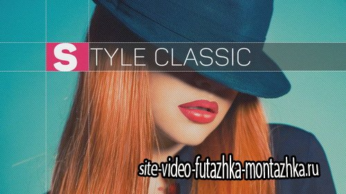 Style Classic Frames - Project for Proshow Producer