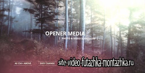 Opener Media - Photo & Video Slideshow - Project for After Effects (Videohive)