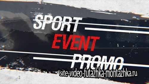 Sport Event Promo - Project for After Effects (Videohive)