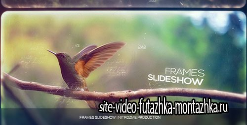 Parallax Frames - Project for After Effects (Videohive)