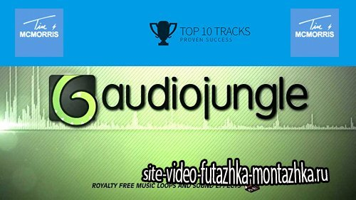 AudioJungle - Top 10 Best Sellers 2016