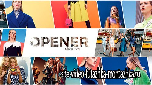 Slide Opener 15412819 - Project for After Effects (Videohive)