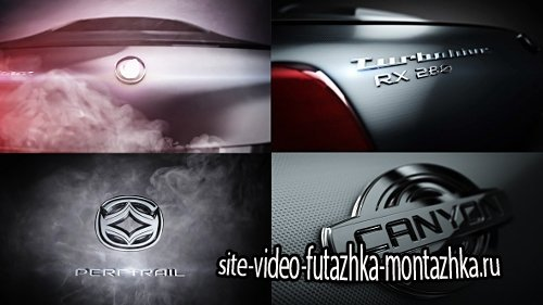 Carbon Turbo Text & Logo - Project for After Effects (Videohive)