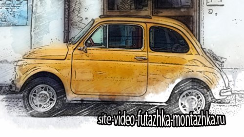 Sketch & Watercolor Art - Project for After Effects (Videohive)
