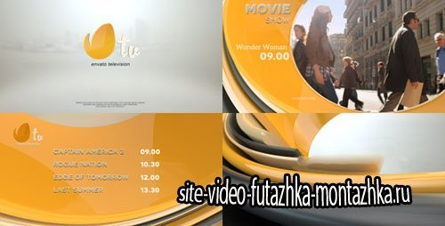 Broadcast Pack 2 17250856 - Project for After Effects (Videohive)