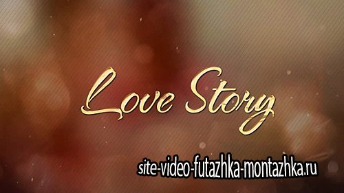 Untold Love Story - Romantic Slideshow - Project for After Effects (Videohive)