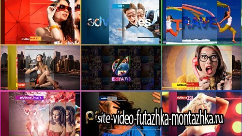 Colors Of Life - Slideshow - Project for After Effects (Videohive)