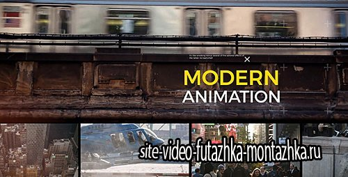 Urban Glitch Promo - Project for After Effects (Videohive)