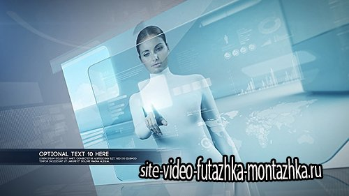 Business Corporate Presentation - Project for After Effects (Videohive)