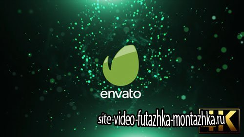 Particle Wave Logo - Project for After Effects (Videohive)