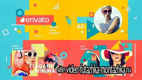 Trendy Opener - Project for After Effects (Videohive)