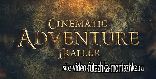 Cinematic Trailer 17757709 - Project for After Effects (Videohive)