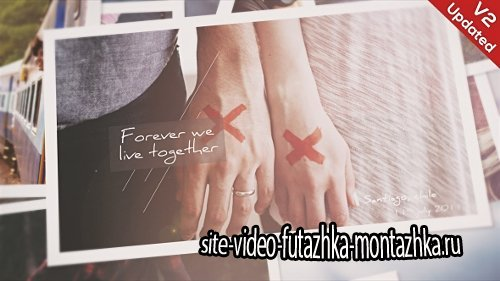 Memories Lane - Project for After Effects (Videohive)