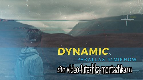 Dynamic Parallax I Slideshow - Project for After Effects (Videohive)