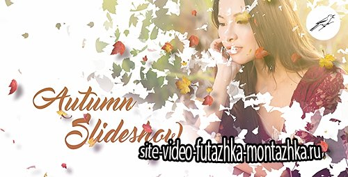 Autumn Slideshow 1 - Project for After Effects (Videohive)