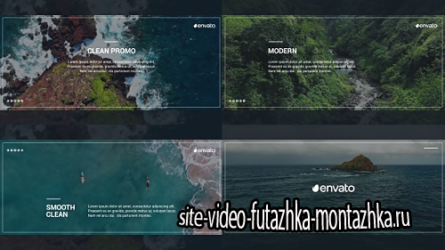 Clean Promo - Project for After Effects (Videohive)