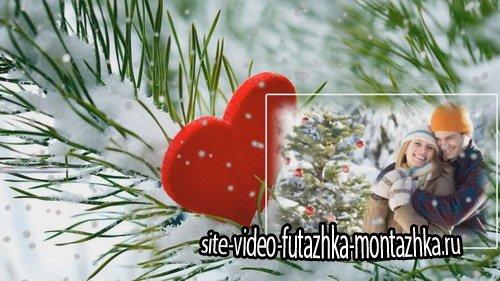 Проект ProShow Producer - Снежинки декабря