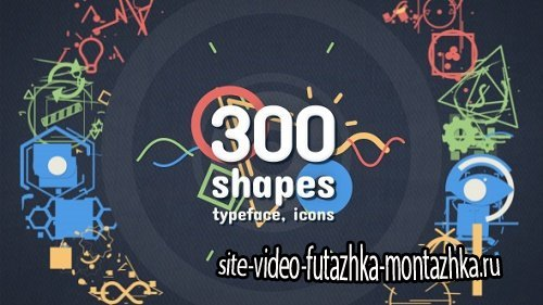 Shape Elements - Motion Graphics Pack - Project for After Effects (Videohive)