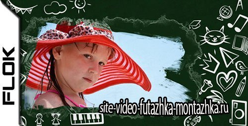 Back To School 2 - Project for After Effects (Videohive)