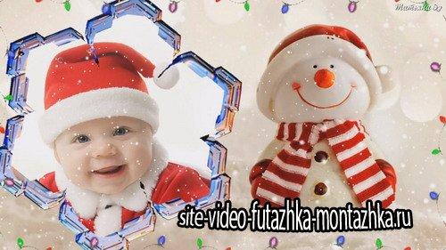 Проект ProShow Producer - С Новым Годом! Снеговички