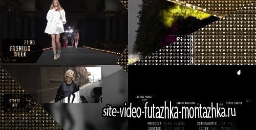 Gold Broadcast Package - 18529274 - Project for After Effects (Videohive)