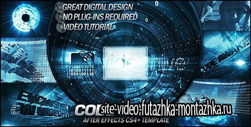 Code Awake - Project for After Effects (Videohive)