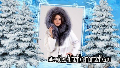 Зимняя сказка - проект для ProShow Producer®